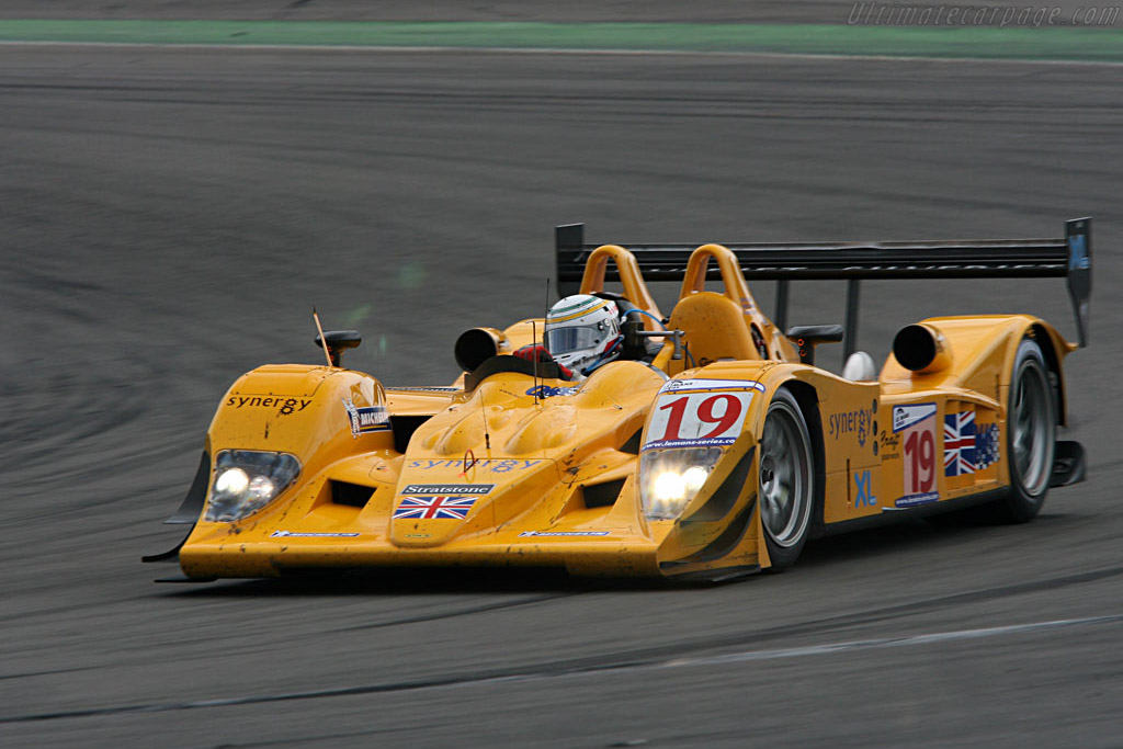 A lowly 21st for the Chamberlain Lola - Chassis: B0610-HU07 - Entrant: Chamberlain Synergy  - 2007 Le Mans Series Nurburgring 1000 km