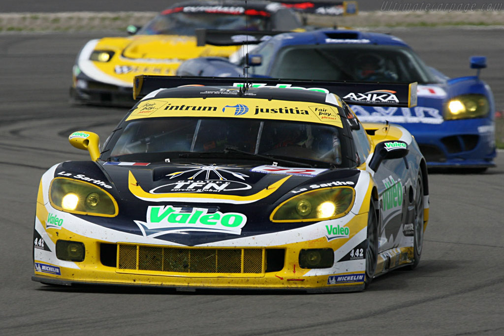 American muscle - Chassis: 004 - Entrant: Luc Alphand Adventures  - 2007 Le Mans Series Nurburgring 1000 km