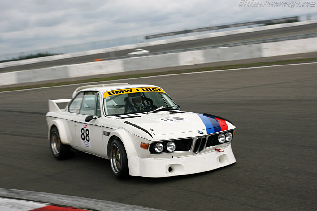 BMW 3.0 CSL - Chassis: 2331086   - 2007 Le Mans Series Nurburgring 1000 km