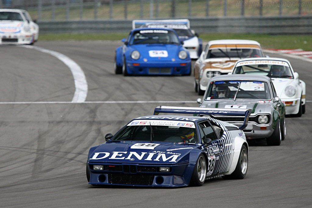 BMW M1 Group 4 - Chassis: 4301099   - 2007 Le Mans Series Nurburgring 1000 km