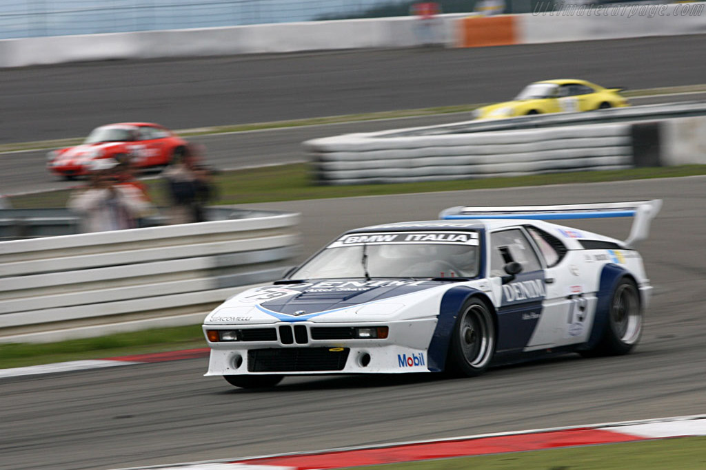 BMW M1 Group 4 - Chassis: 4301040   - 2007 Le Mans Series Nurburgring 1000 km