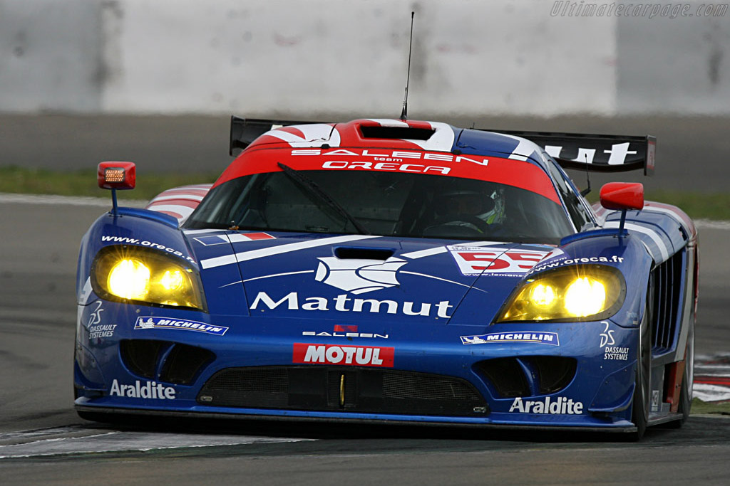 Back-to-Back winners - Chassis: 066R - Entrant: Team Oreca  - 2007 Le Mans Series Nurburgring 1000 km