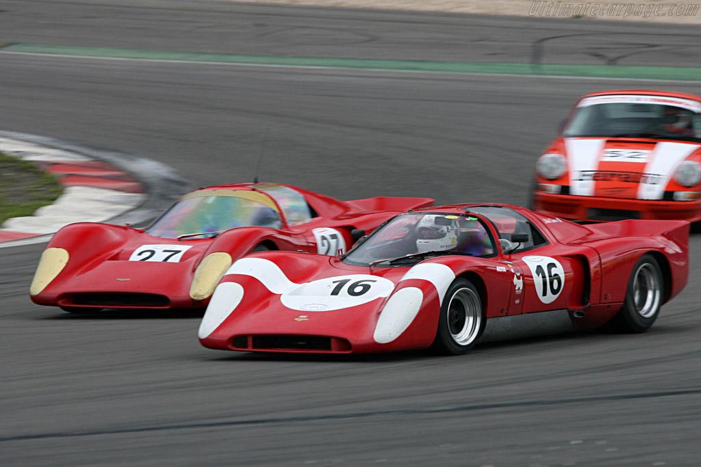 Chevron B16    - 2007 Le Mans Series Nurburgring 1000 km