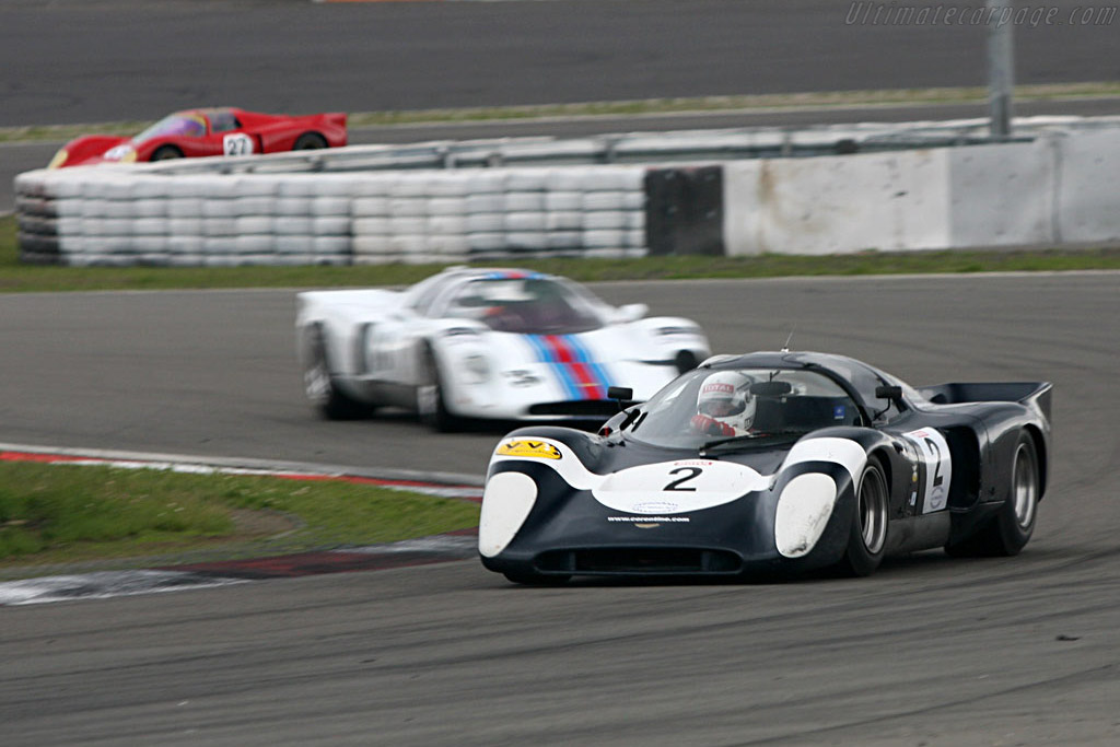 Chevron B16 - Chassis: CH-DBE-6   - 2007 Le Mans Series Nurburgring 1000 km