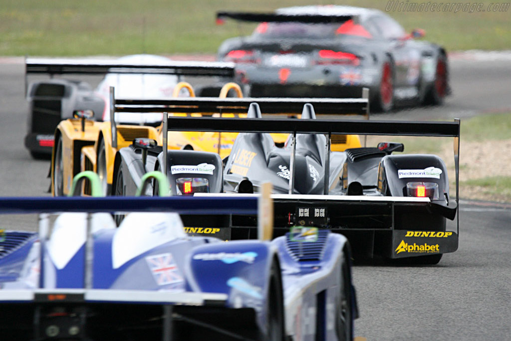 Creation in traffic - Chassis: CA7-001 - Entrant: Creation Autosportif  - 2007 Le Mans Series Nurburgring 1000 km
