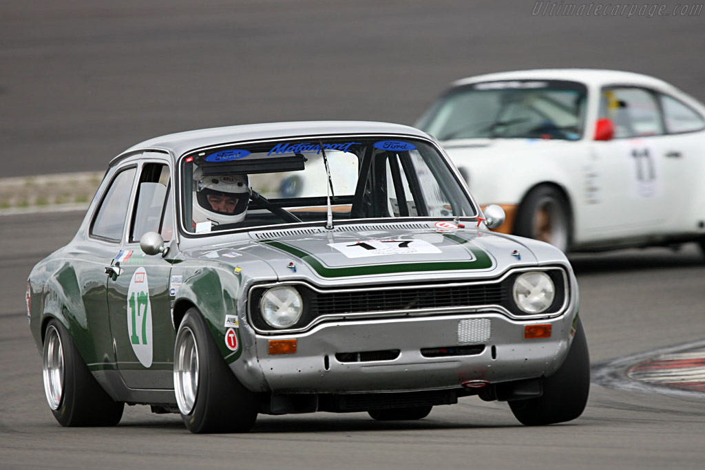 Ford Escort    - 2007 Le Mans Series Nurburgring 1000 km
