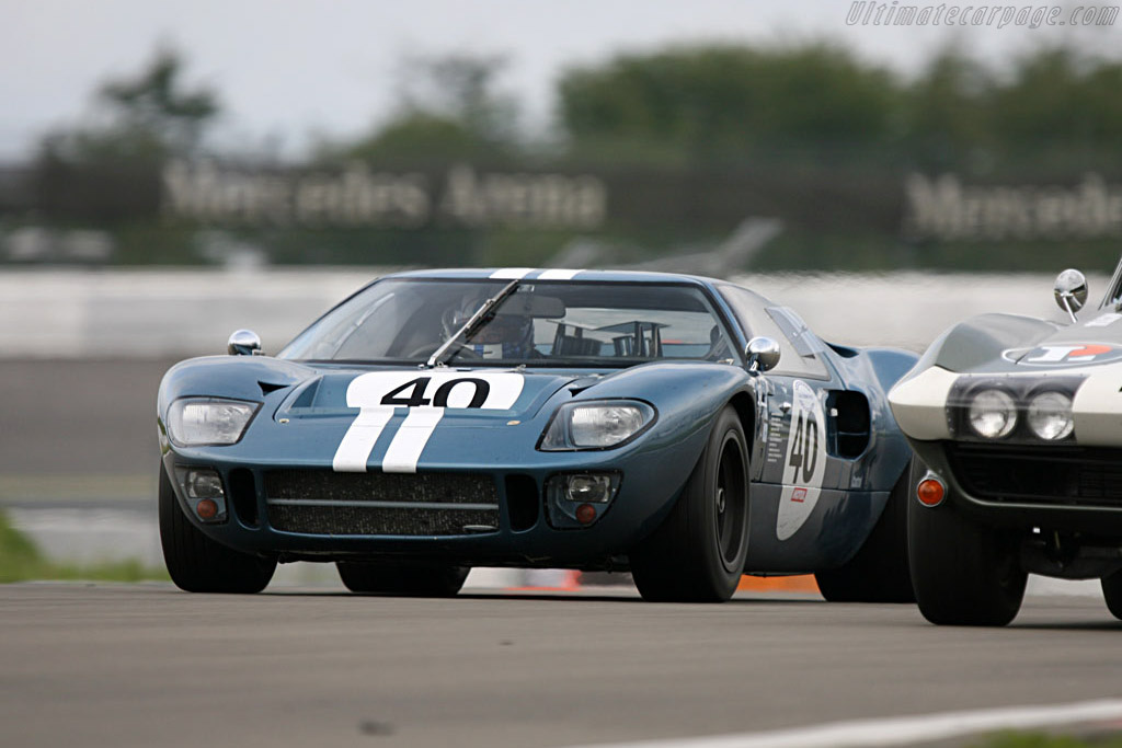 Ford GT40 - Chassis: GT40P/1078   - 2007 Le Mans Series Nurburgring 1000 km