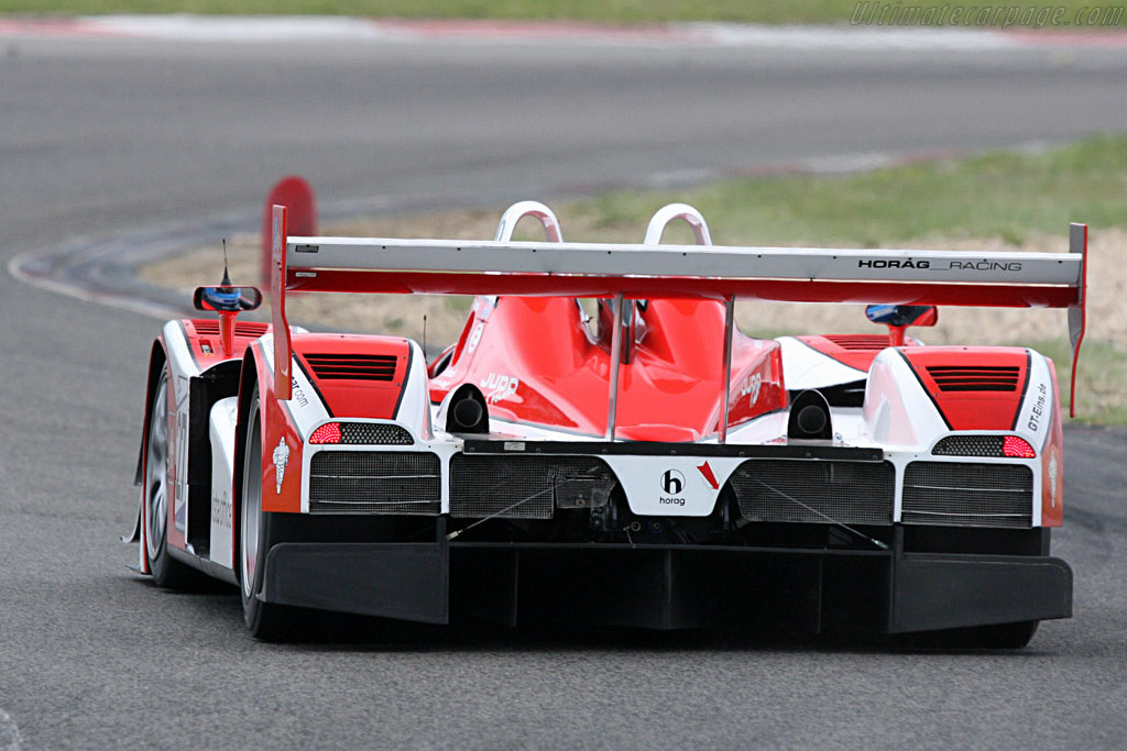 Horag back after missing Le Mans - Chassis: B0540-HU06 - Entrant: Horag Racing  - 2007 Le Mans Series Nurburgring 1000 km
