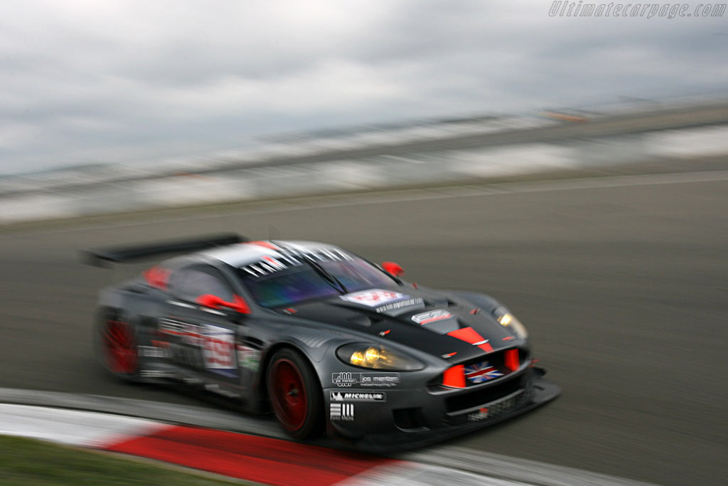 Jos Menten himself was nowhere to be found - Chassis: DBR9/101 - Entrant: Team Modena  - 2007 Le Mans Series Nurburgring 1000 km