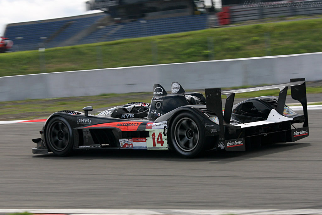 Last minute repairs still showing - Chassis: S101.5-02 - Entrant: Racing for Holland  - 2007 Le Mans Series Nurburgring 1000 km