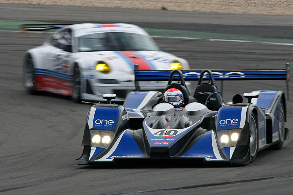 Last year's winners now finished third - Chassis: B0540-HU01 - Entrant: Quifel ASM Team  - 2007 Le Mans Series Nurburgring 1000 km