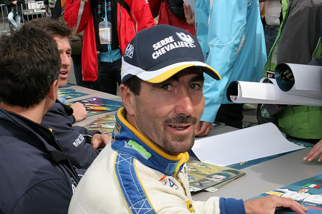 Luc Alphand    - 2007 Le Mans Series Nurburgring 1000 km