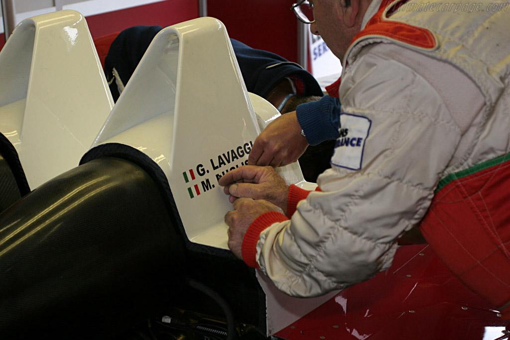 No, no    - 2007 Le Mans Series Nurburgring 1000 km