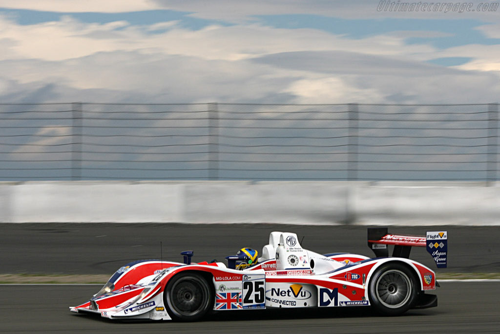 No problems this time for RML - Chassis: B0540-HU05 - Entrant: RML  - 2007 Le Mans Series Nurburgring 1000 km
