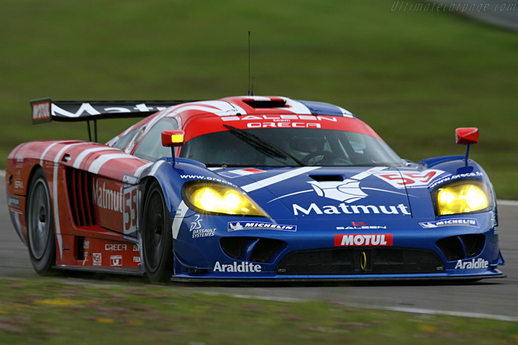 2007 Saleen S7 >> Ortelli and Ayari back on top - Chassis: 066R - Entrant: Team Oreca - 2007 Le Mans Series ...