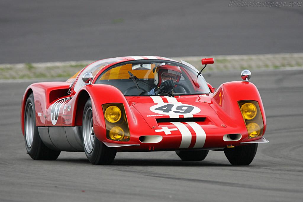 Porsche 906 - Chassis: 906-102   - 2007 Le Mans Series Nurburgring 1000 km