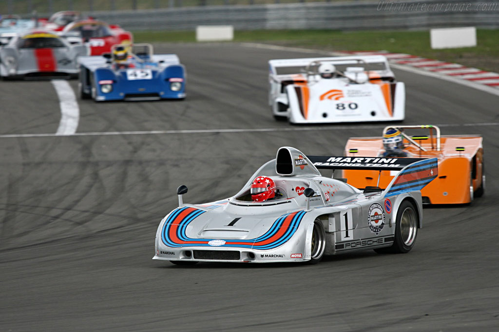 Porsche 908/4 - Chassis: 908/03-011   - 2007 Le Mans Series Nurburgring 1000 km
