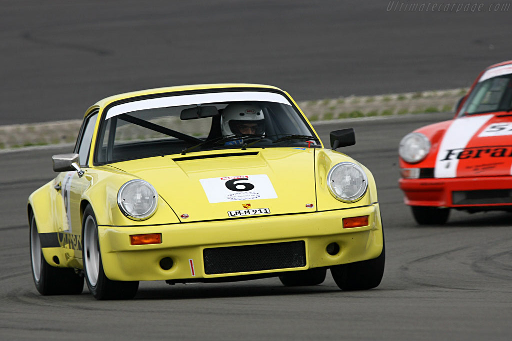 Porsche 911 Carrera RS 3.0    - 2007 Le Mans Series Nurburgring 1000 km