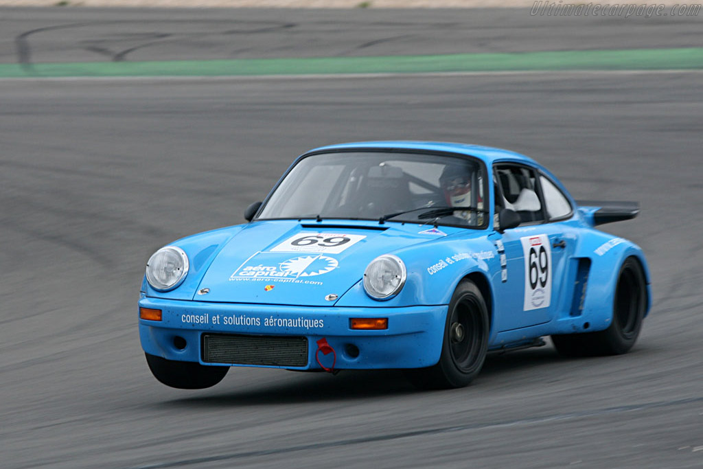 Porsche 911 Carrera RSR    - 2007 Le Mans Series Nurburgring 1000 km