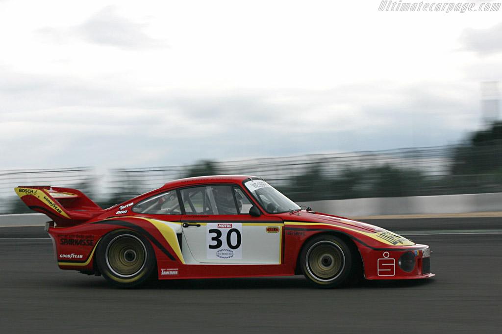 Porsche 935 - Chassis: 930 890 0011   - 2007 Le Mans Series Nurburgring 1000 km