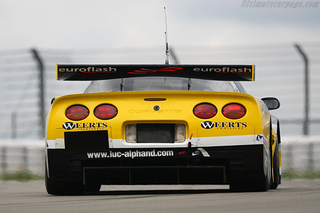 Powerful from any angle - Chassis: 010 - Entrant: Luc Alphand Adventures  - 2007 Le Mans Series Nurburgring 1000 km