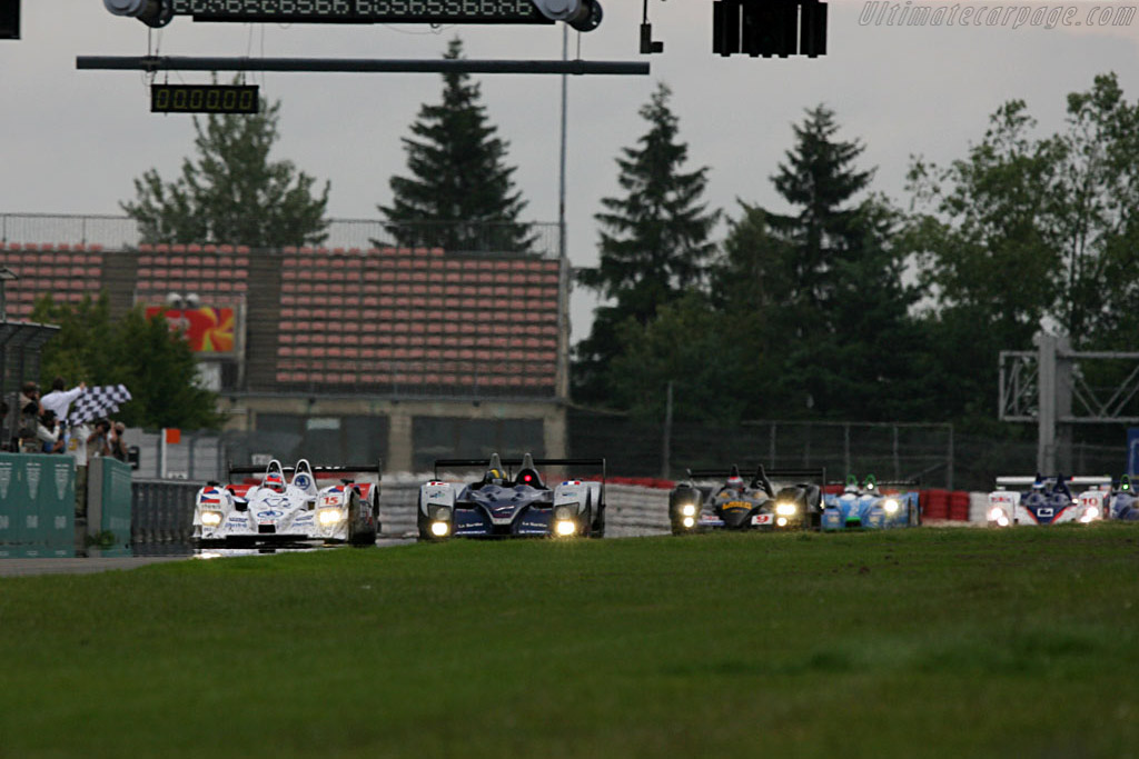 Six of the surviving P1s - Chassis: B0610-HU03 - Entrant: Charouz Racing System  - 2007 Le Mans Series Nurburgring 1000 km