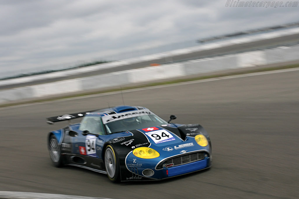 Speedy in name only - Chassis: XL9AB01G97Z363193 - Entrant: Speedy Racing Team  - 2007 Le Mans Series Nurburgring 1000 km