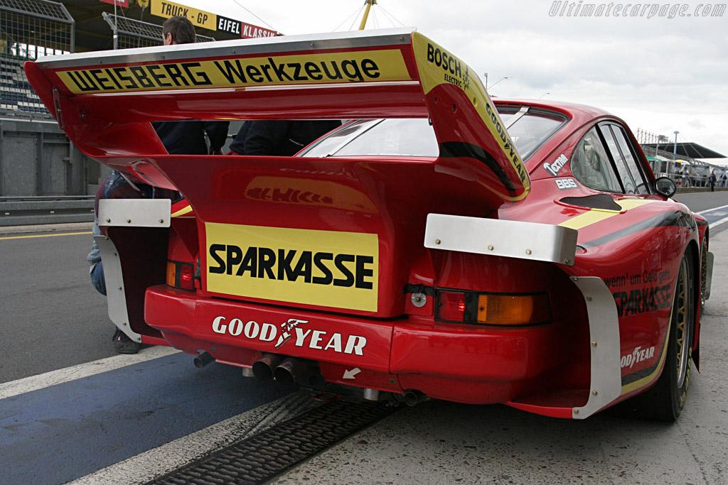 Subtle .. very subtle .. - Chassis: 930 890 0011   - 2007 Le Mans Series Nurburgring 1000 km