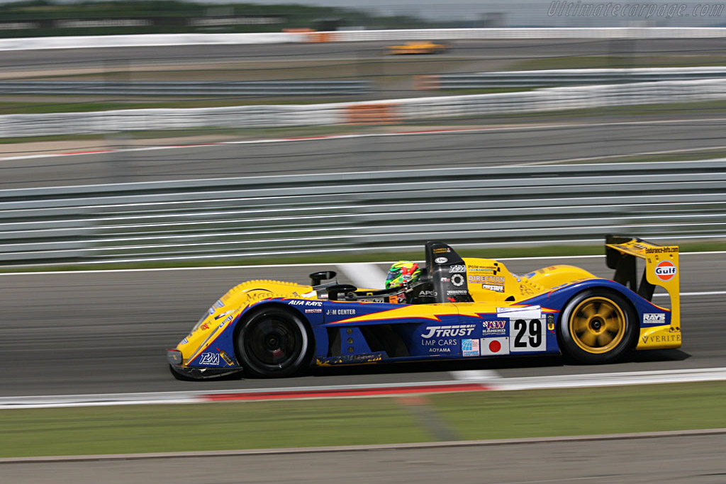 The T2M finished this time - Chassis: S101.5-01 - Entrant: T2M Motorsport  - 2007 Le Mans Series Nurburgring 1000 km