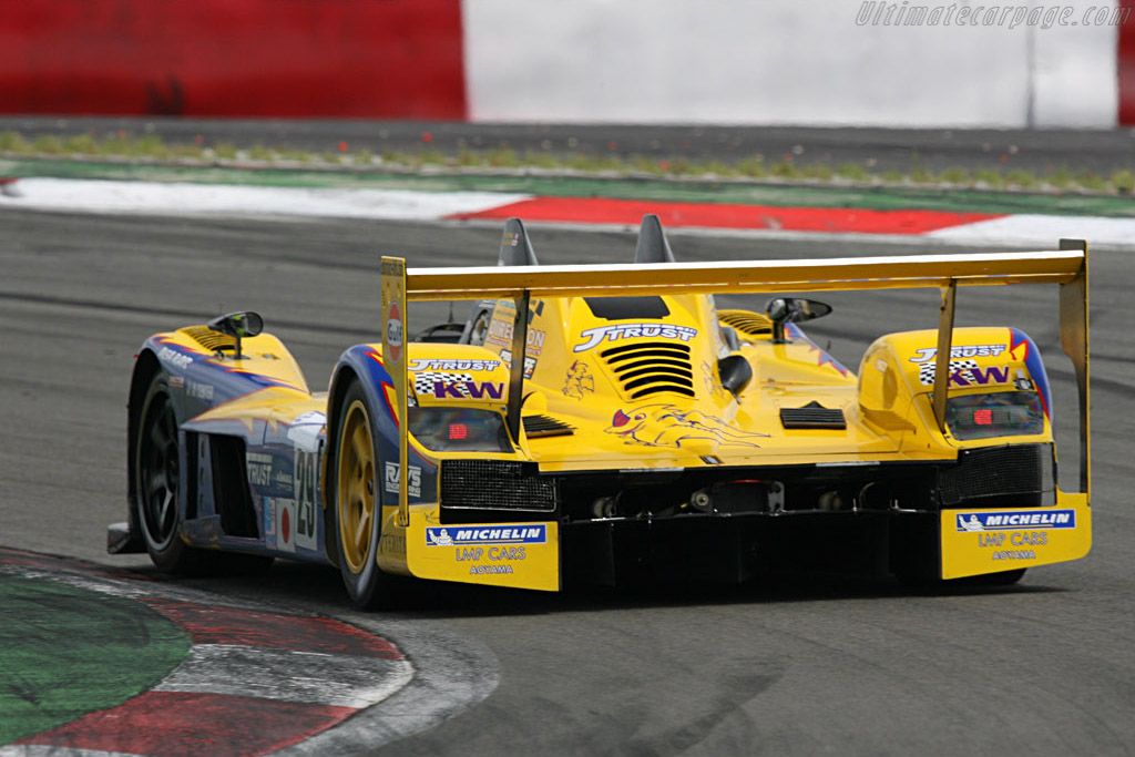 The T2M is gradually finding form - Chassis: S101.5-01 - Entrant: T2M Motorsport  - 2007 Le Mans Series Nurburgring 1000 km