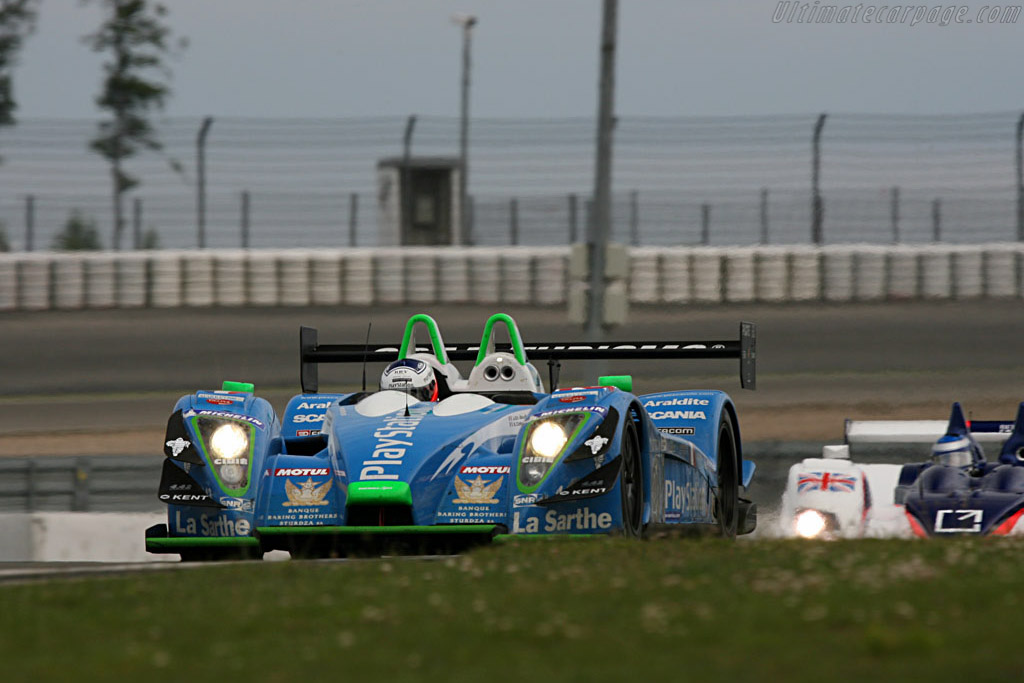 The best of the rest, again ... - Chassis: 01-05 - Entrant: Pescarolo Sport  - 2007 Le Mans Series Nurburgring 1000 km