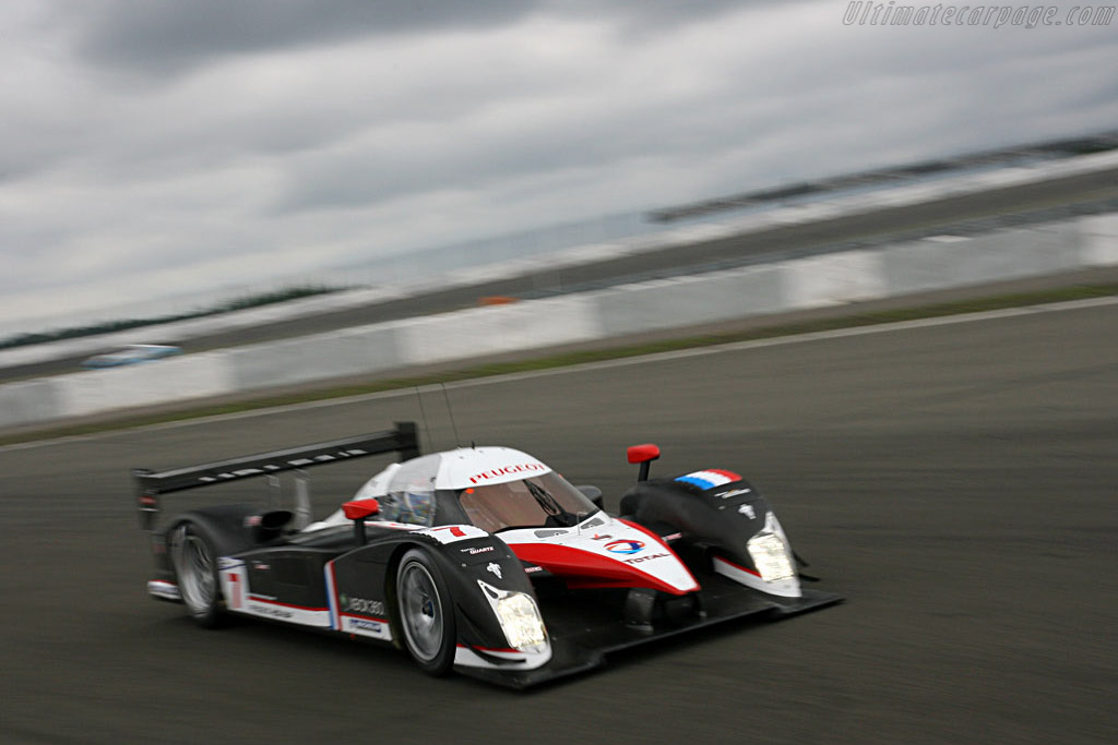 This can be yours next year! - Chassis: 908-02 - Entrant: Team Peugeot Total  - 2007 Le Mans Series Nurburgring 1000 km