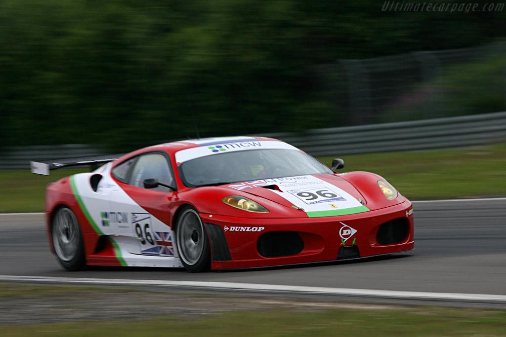 Virgo heading for total domination - Chassis: 2408 - Entrant: Virgo Motorsport  - 2007 Le Mans Series Nurburgring 1000 km