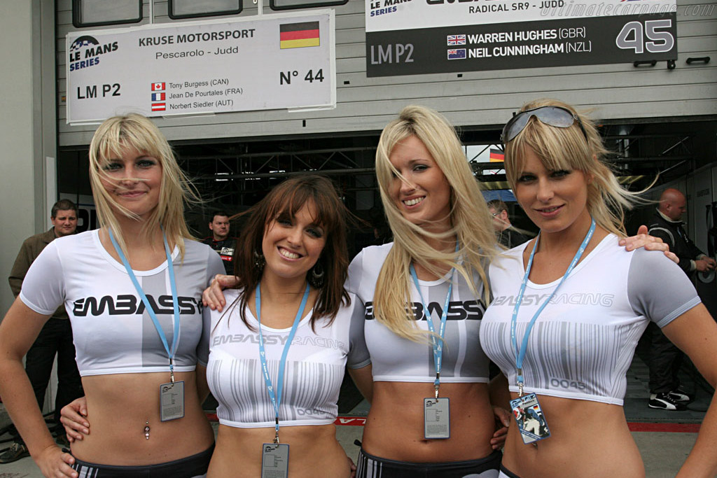 Welcome to the Nürburgring    - 2007 Le Mans Series Nurburgring 1000 km