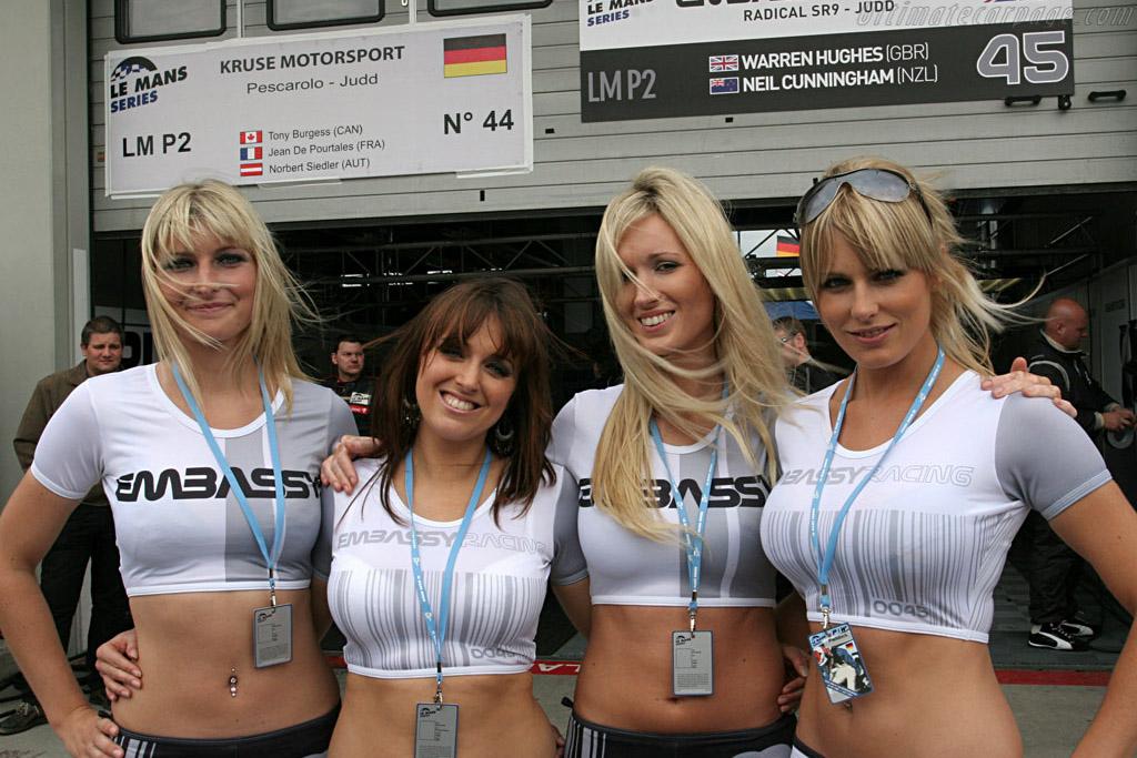 Welcome to the Nürburgring    - 2007 Le Mans Series Nurburgring 1000 km