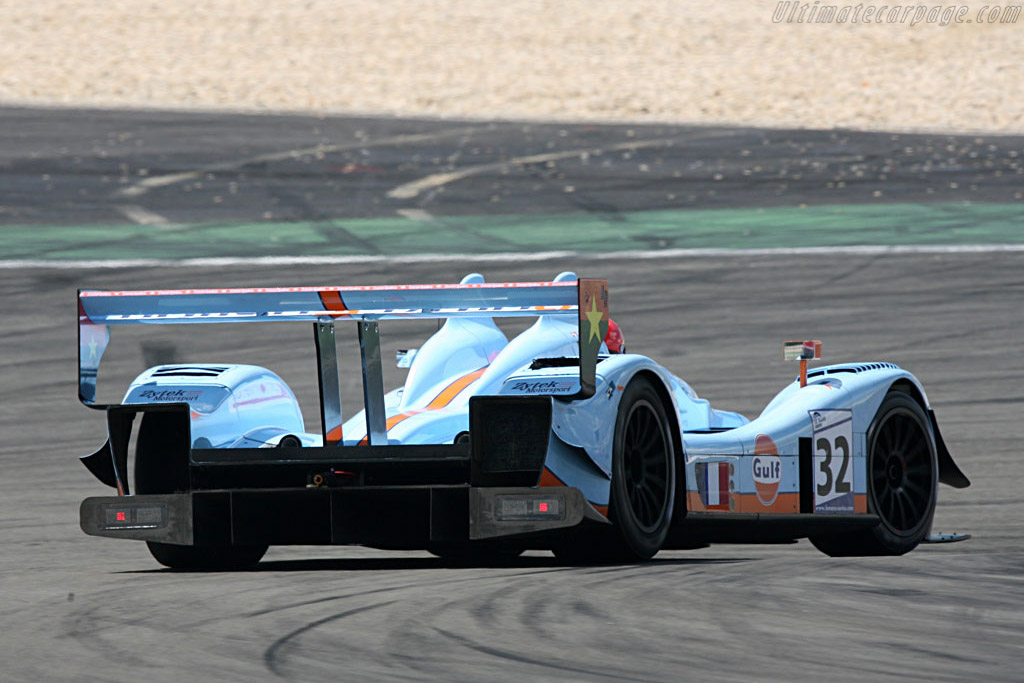but a very strong finish. - Chassis: 07S-01 - Entrant: Barazi Epsilon  - 2007 Le Mans Series Nurburgring 1000 km