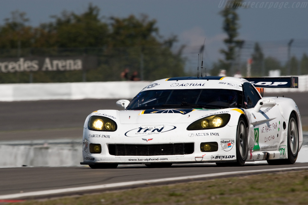 Alphand Corvette - Chassis: 004   - 2009 Le Mans Series Nurburgring 1000 km