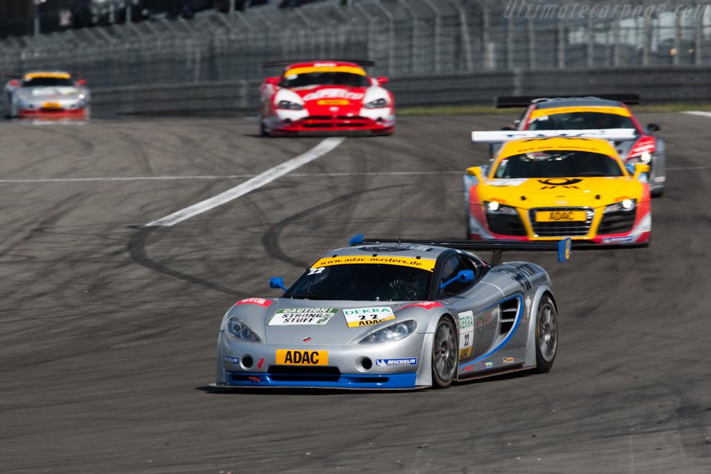 Ascari KZ1-R - Chassis: SA9LPNKZ1CA074019   - 2009 Le Mans Series Nurburgring 1000 km