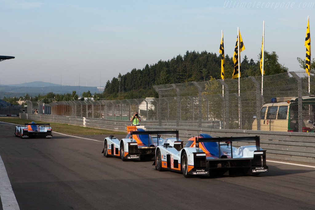 Aston Martin Racing out in force - Chassis: B0960-HU01S   - 2009 Le Mans Series Nurburgring 1000 km