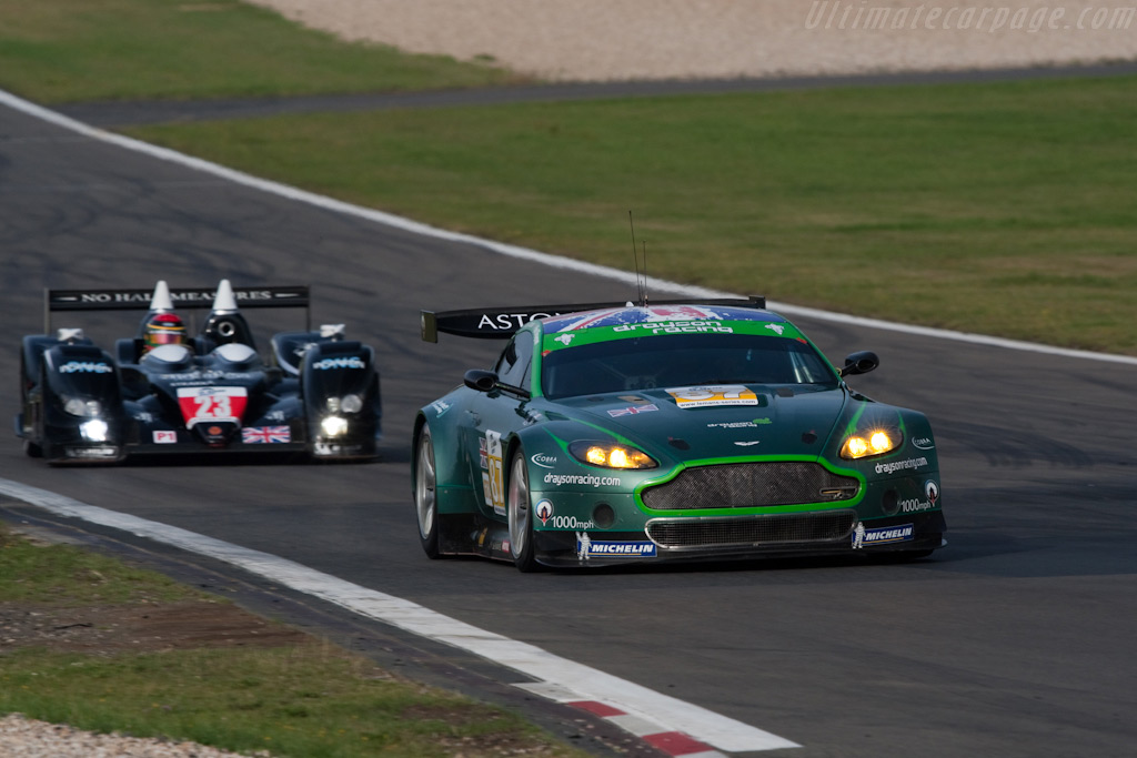 Aston Martin V8 Vantage GT2 - Chassis: GT2/002   - 2009 Le Mans Series Nurburgring 1000 km