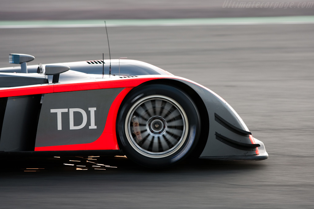 Audi R10 TDI - Chassis: 201   - 2009 Le Mans Series Nurburgring 1000 km