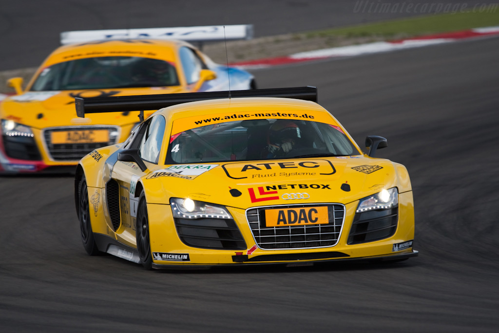 Audi R8 Lms Chassis As42aofgt3090105 2009 Le Mans