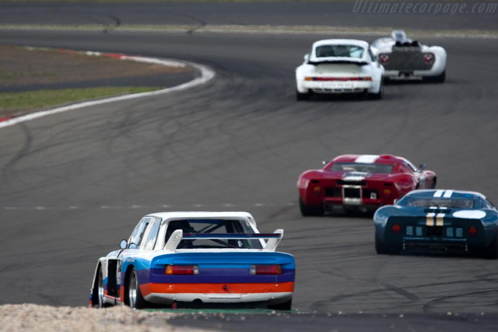 BMW 320i Group 5    - 2009 Le Mans Series Nurburgring 1000 km