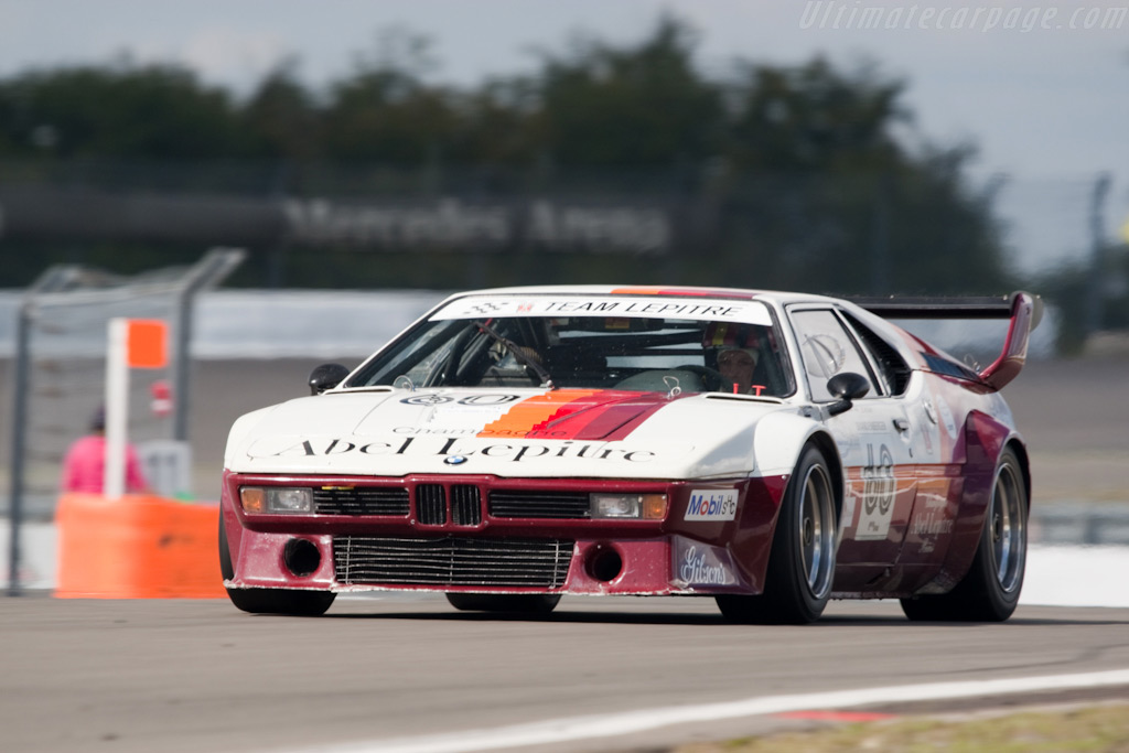 BMW M1 Group 4 - Chassis: 4301063   - 2009 Le Mans Series Nurburgring 1000 km