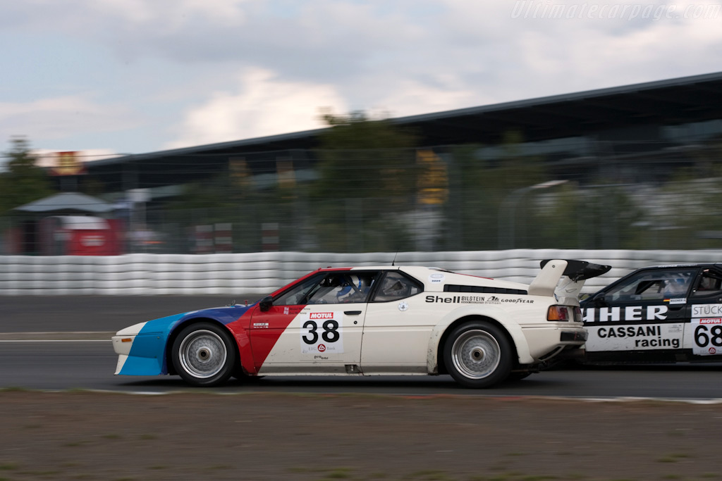 BMW M1 Group 4 - Chassis: 4301016   - 2009 Le Mans Series Nurburgring 1000 km