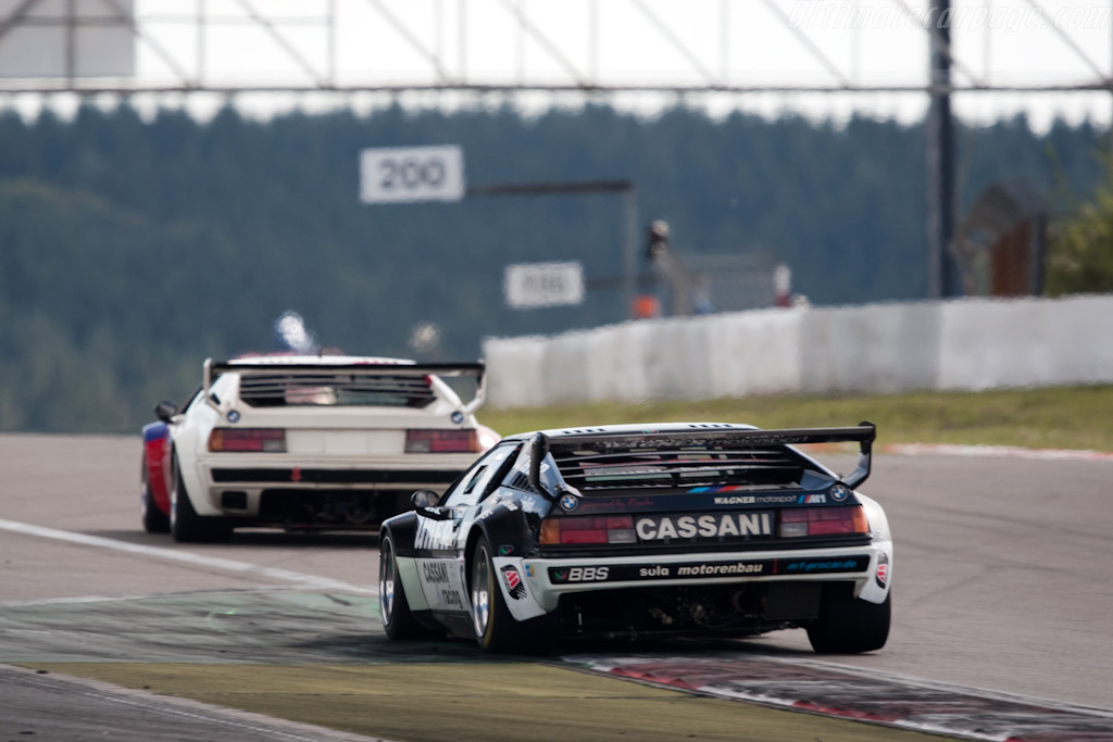 BMW M1 Group 4 - Chassis: 4301079   - 2009 Le Mans Series Nurburgring 1000 km