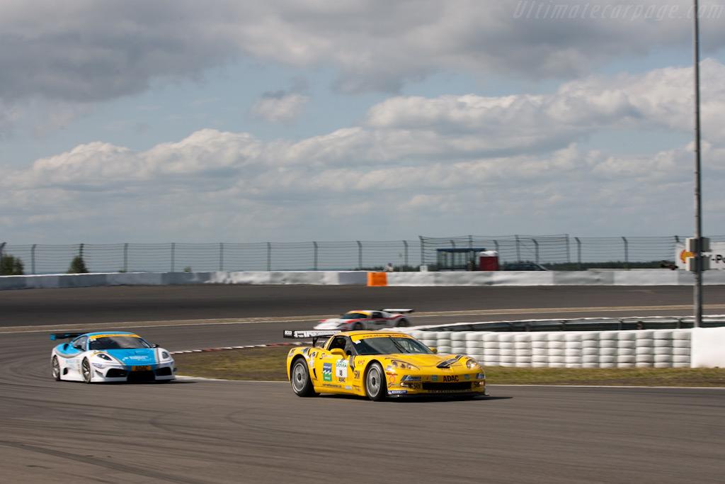 Callaway Corvette GT3 - Chassis: 1G1YY25Y765100123   - 2009 Le Mans Series Nurburgring 1000 km