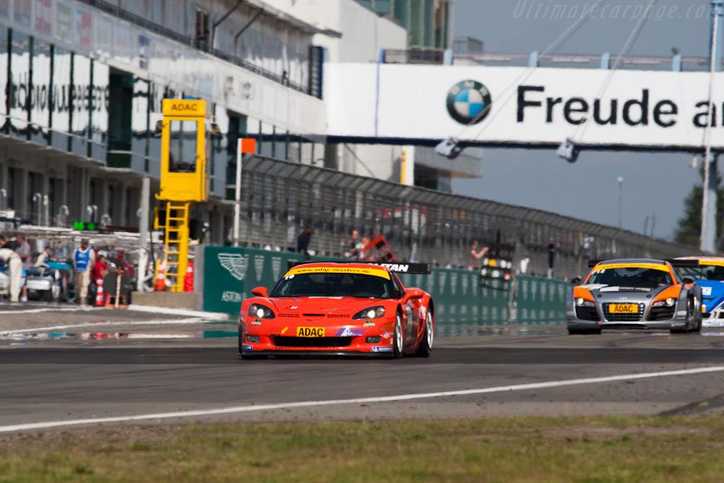 Callaway Corvette GT3    - 2009 Le Mans Series Nurburgring 1000 km