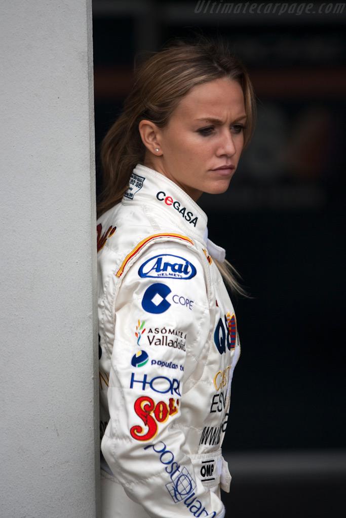 Carmen Jorda    - 2009 Le Mans Series Nurburgring 1000 km