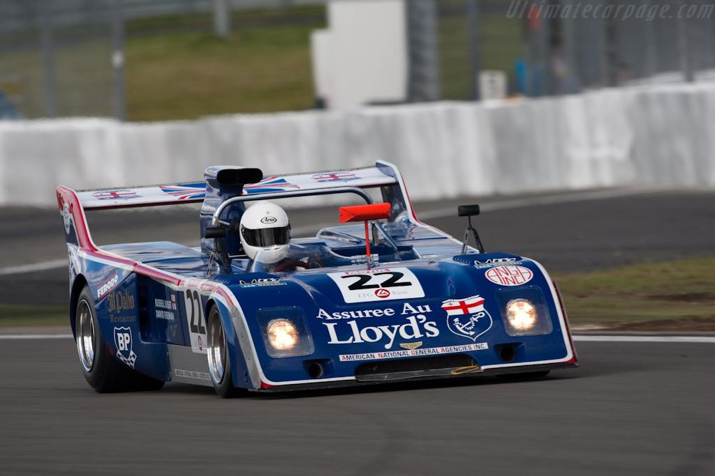 Chevron B31 - Chassis: B31-75-04   - 2009 Le Mans Series Nurburgring 1000 km